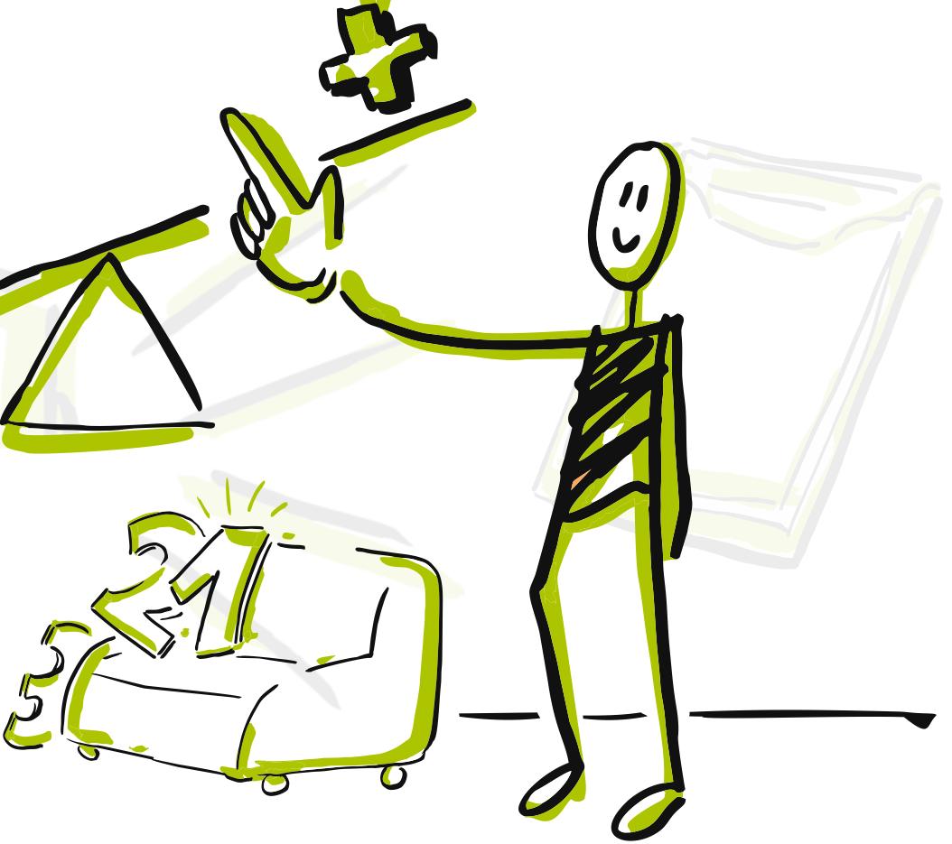 Rezeptfrei priorisieren – Der Workshop für agile Priorisierung